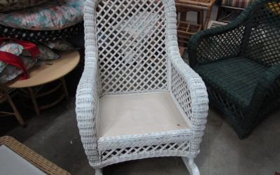 Lani Wicker Rocker