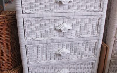 Seashell 5 Drawer
