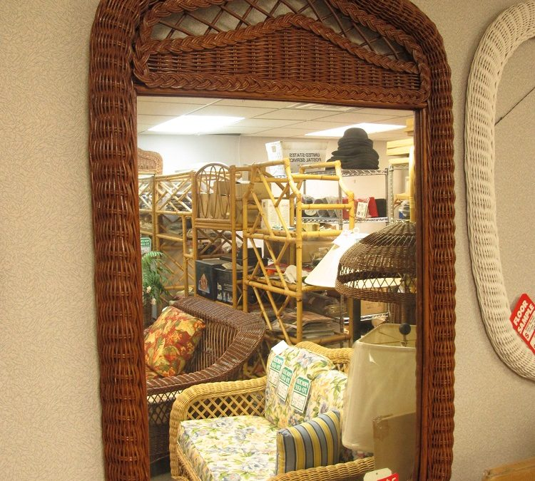 Lexington Latice Mirror
