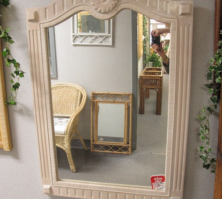 Walnut Grove Mirror