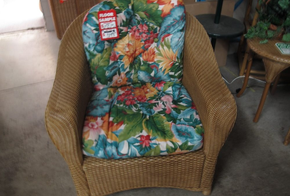 Giardino Wicker Chair