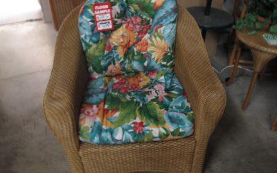 Giardino Wicker Chair