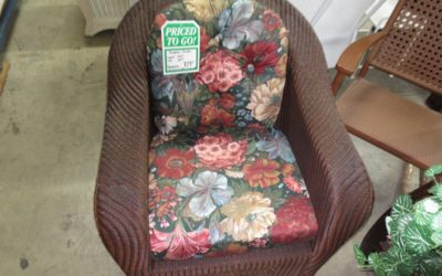 Palm Spring Hampton Rocking Chair