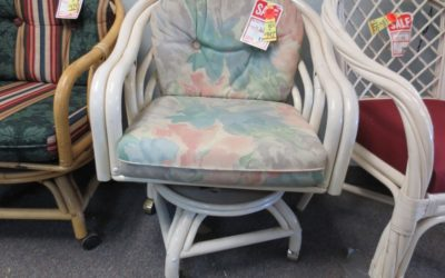 Borneo Swivel Tilt Dining Chair