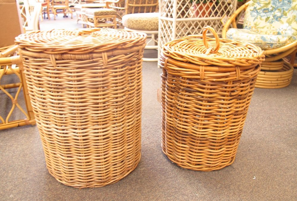 Large and Small Hampers