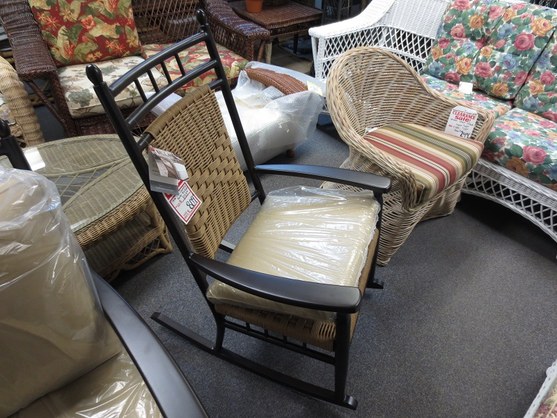 Lloyd Flanders Low Country Outdoor Rocking Chair